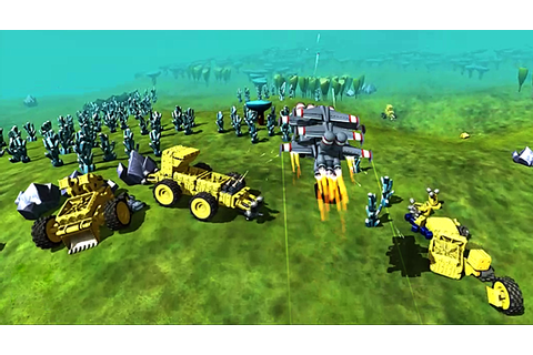 TerraTech Demo on Steam
