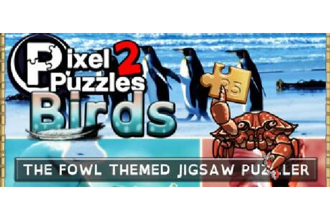 Pixel Puzzles 2: Birds Free Download « IGGGAMES