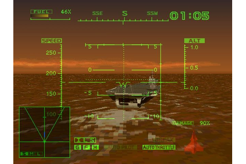 Ace Combat 2 Screenshots for PlayStation - MobyGames