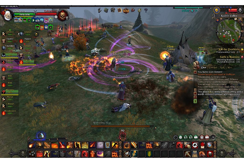Warhammer Online: Age of Reckoning - screenshots gallery ...