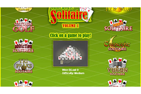 Super GameHouse Solitaire Vol. 1 | macgamestore.com