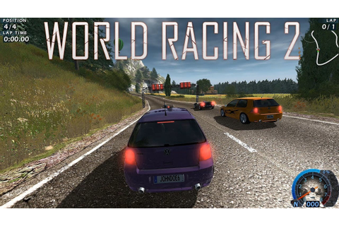 World Racing 2 2006 PC Gameplay [1080p.60fps] - YouTube