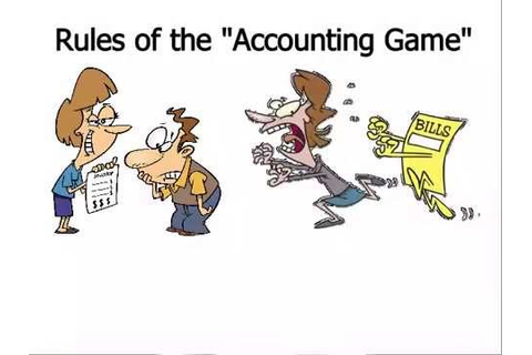 Accounting - Rules of the Accounting Game - YouTube