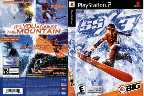 Ssx 3 | Era dos Games