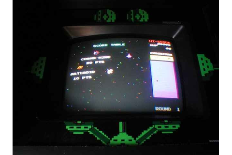 Bosconian Arcade Game of 1981 by Midway at www ...