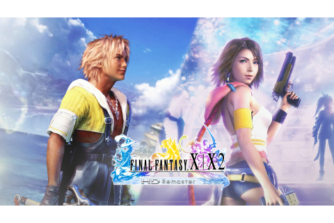 Final Fantasy X/X-2 HD Remaster Free Download - CroHasIt ...