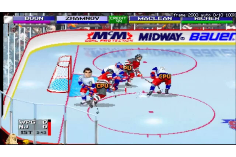 Download NHL Open Ice: 2 On 2 Challenge (Windows) - My Abandonware