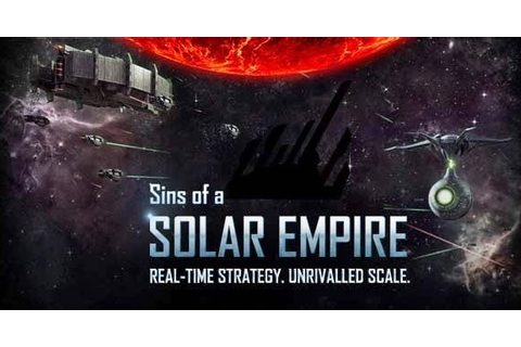 Sins of a Solar Empire Rebellion Free Download Game ...