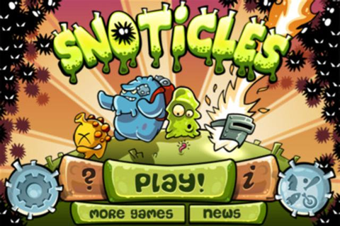 Blog Game: iOS Games Snoticles