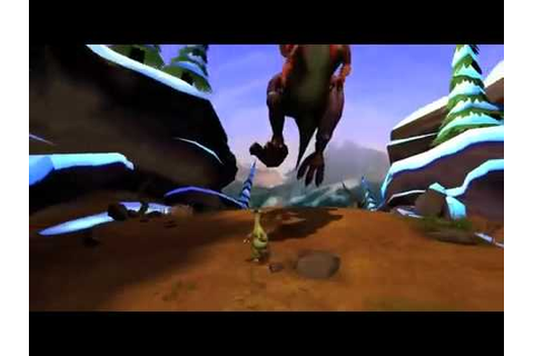 L'Age de Glace 3 - Game Trailer - YouTube