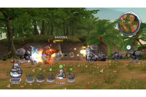 Battalion Wars 2 (Wii) Screenshots
