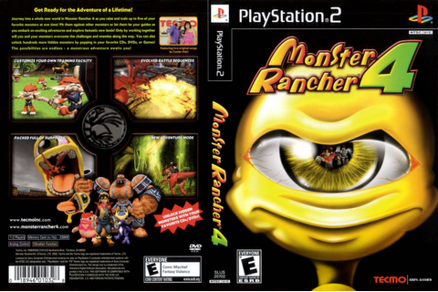 What happened to the Monster Rancher series? : gaming