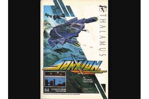 Druu - Sanxion (Take It Down Low) Commodore 64 Remix - YouTube