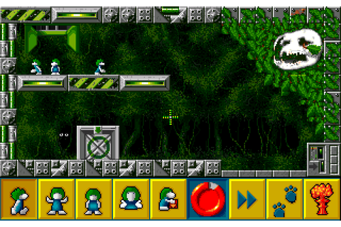 Lemmings 3: The Lemmings Chronicles - The Lemmings Archive