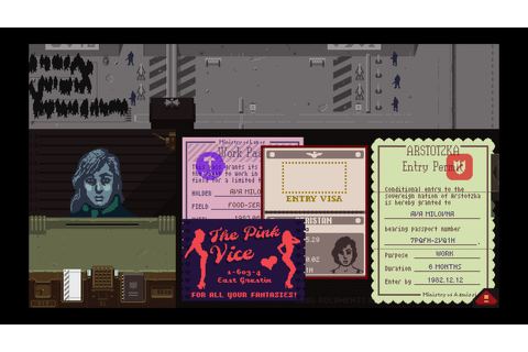 Papers, Please Windows game - Indie DB