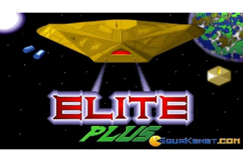 Elite Plus gameplay (PC Game, 1991) - YouTube