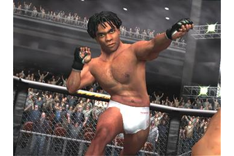 Screens: UFC: Throwdown - PS2 (4 of 6)