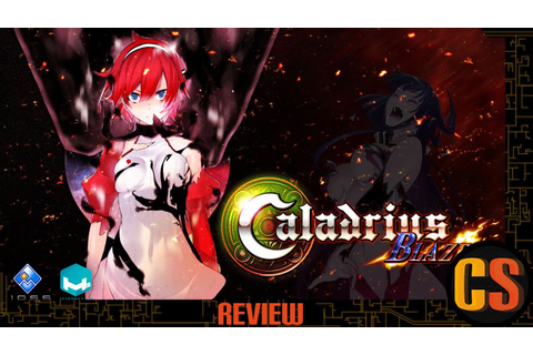 CALADRIUS BLAZE - PS4 REVIEW - YouTube
