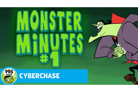 CYBERCHASE | MONSTER MINUTES - CHAPTER #1 | PBS KIDS - YouTube