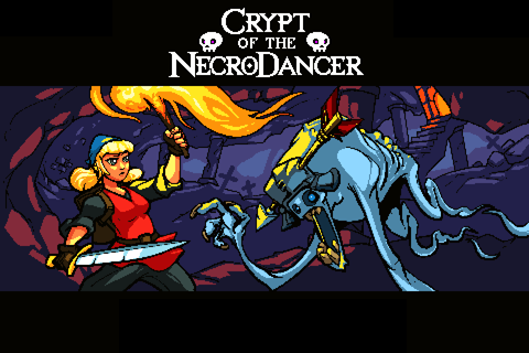 RGCD: Crypt of the Necrodancer (PC/Mac) (Preview)