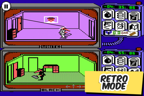Spy vs Spy game creator tells the story of a rerelease ...