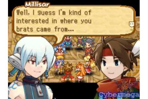 Summon Night Twin age Ending part 2 - YouTube
