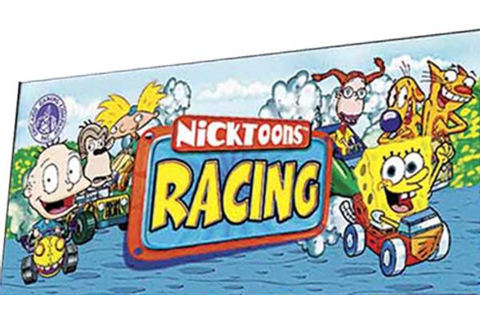 Nicktoons Racing - Videogame by Chicago Gaming Company, Inc