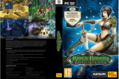 Kings.Bounty.Crossworlds ( expansion dari King Bounty ...