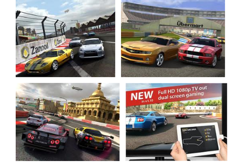 Real Racing 2 HD Apk Android Apk | Android | Download ...