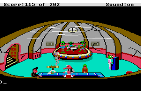 Download Space Quest: Chapter I - The Sarien Encounter ...