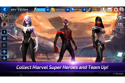 MARVEL Future Fight - Android Apps on Google Play