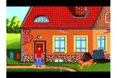 [DOS] Teenagent -- Gameplay: English version - YouTube