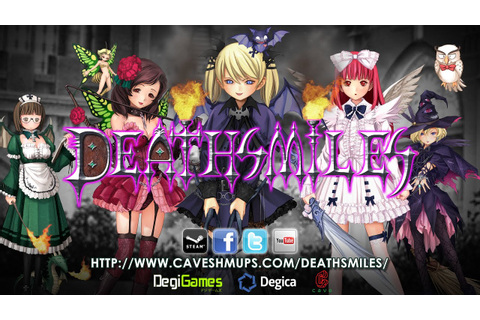 Deathsmiles Trailer - YouTube