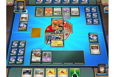 Review: Pokemon TCG Online (iPad) – Rightward Gamers