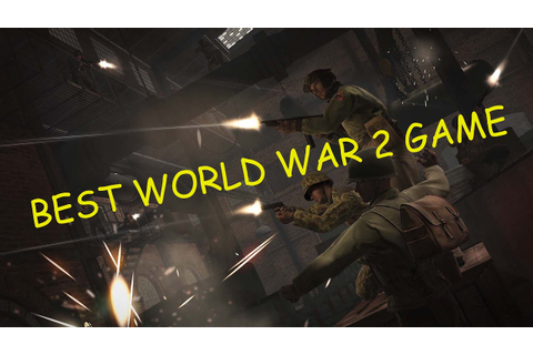Heroes and Generals best world war 2 game. Funny gameplay ...