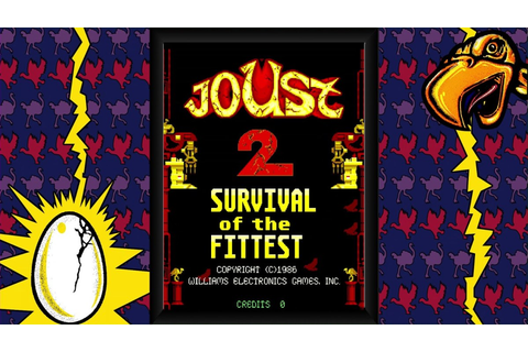 Joust 2: Survival of the Fittest