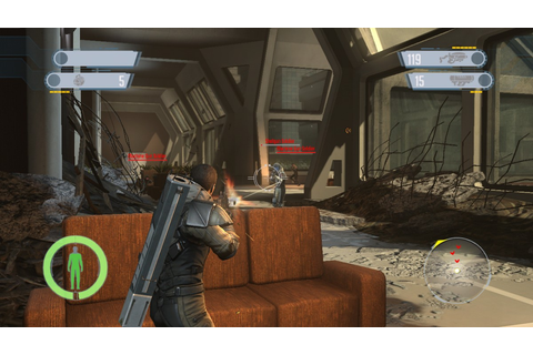 Front Mission Evolved PS3 review - DarkZero