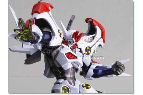 Revoltech Dangaioh by Kaiyodo | HobbyLink Japan