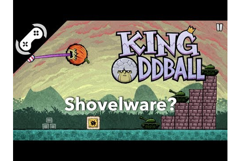 King Oddball (Nintendo Switch) - Is it SHOVELWARE? - YouTube