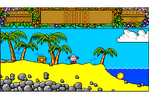 Treasure Island Dizzy - The Company - Classic Amiga Games