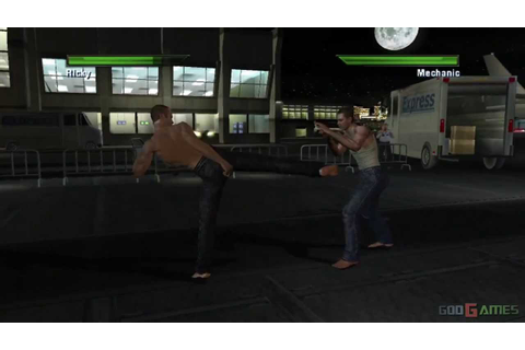 Fight Club - Gameplay Xbox HD 720P - YouTube