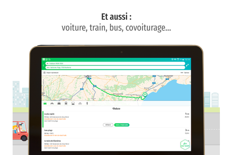 Mappy – Plan, Comparateur d'itinéraires, GPS - Android ...