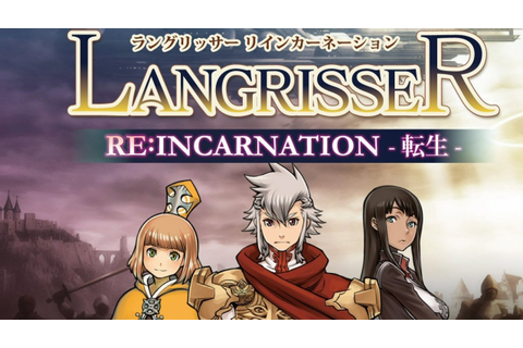 Langrisser: Re:Incarnation Tensei Nintendo 3DS - JuegosADN