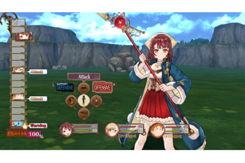 Atelier Sophie ~The Alchemist of the Mysterious Book~ Game ...