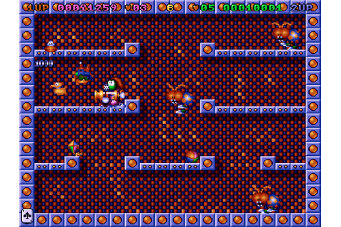 Super Methane Bros - The Company - Classic Amiga Games