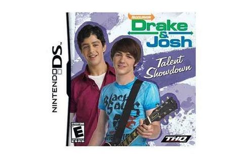 Drake & Josh Nintendo DS Game - Newegg.com