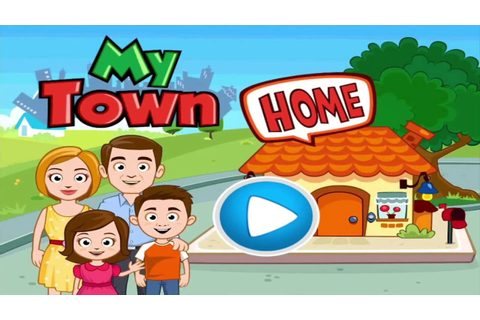 My Town : Home - Game Trailer - YouTube