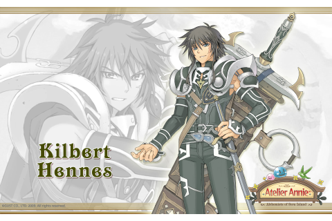 Atelier Annie Alchemists of Sera Island Wallpaper 005 ...