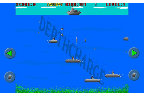 Indie Retro News: DepthCharge - RTWD Productions remakes ...