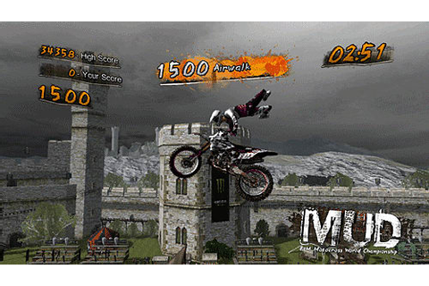 Buy MUD FIM Motocross World Championship on PS Vita | GAME